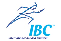 International Bonded Couriers Logo