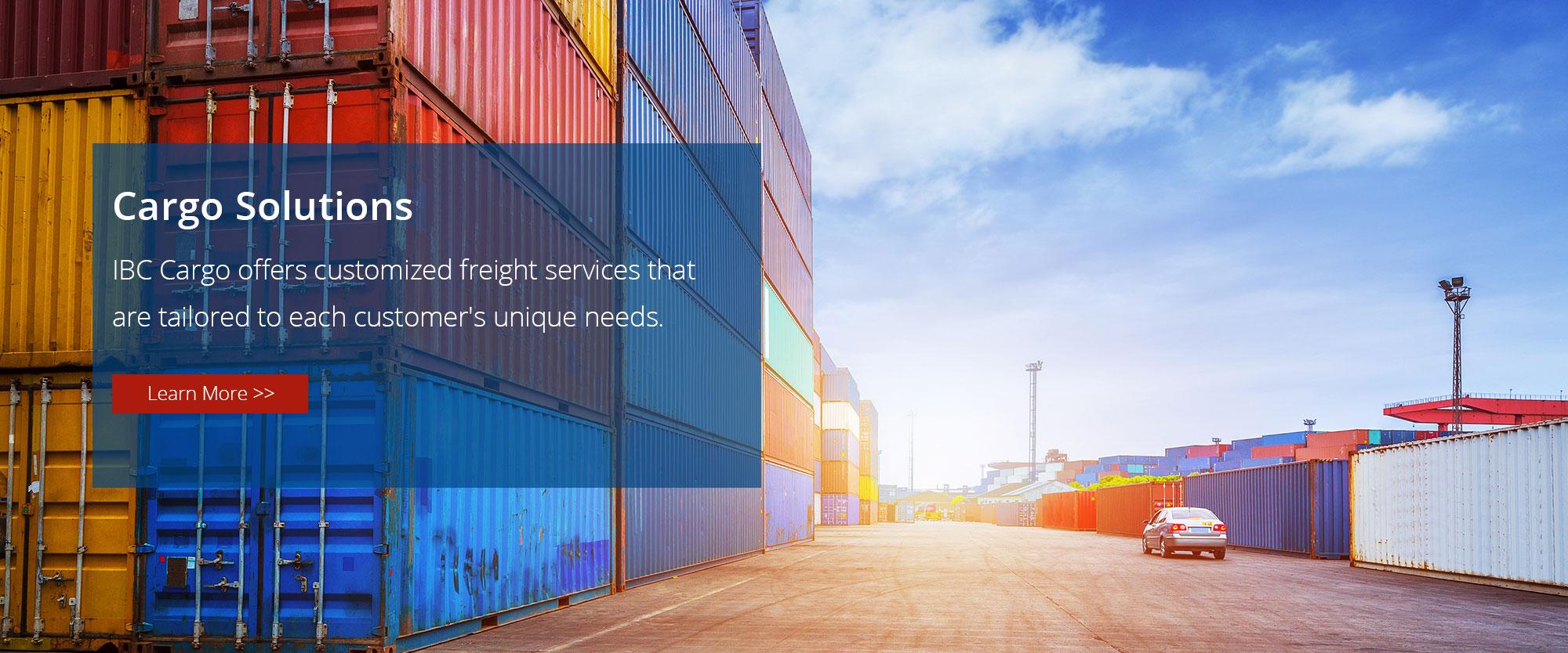 International Cargo, Import, Export
