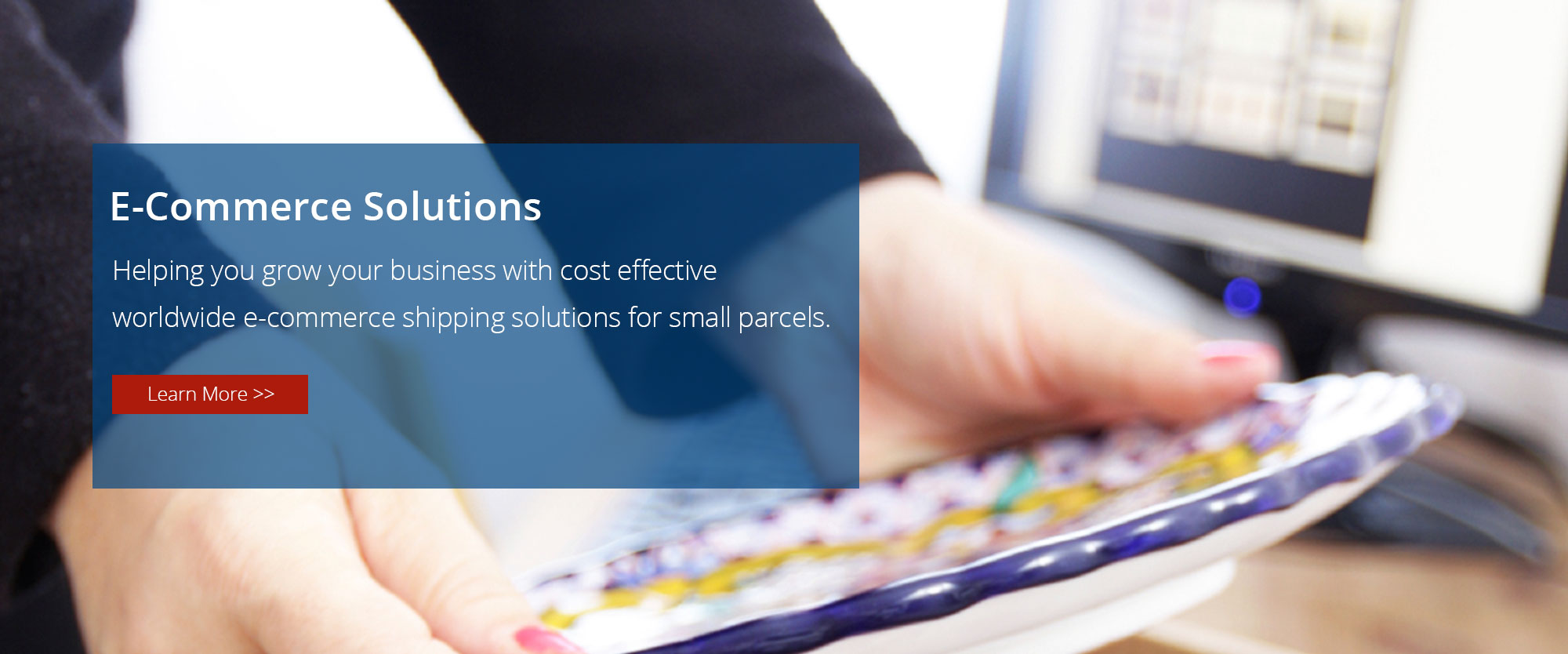E-Commerce Shipping Solutions, Small Parcel, Small Package Shipping, Business Shipping Solutions