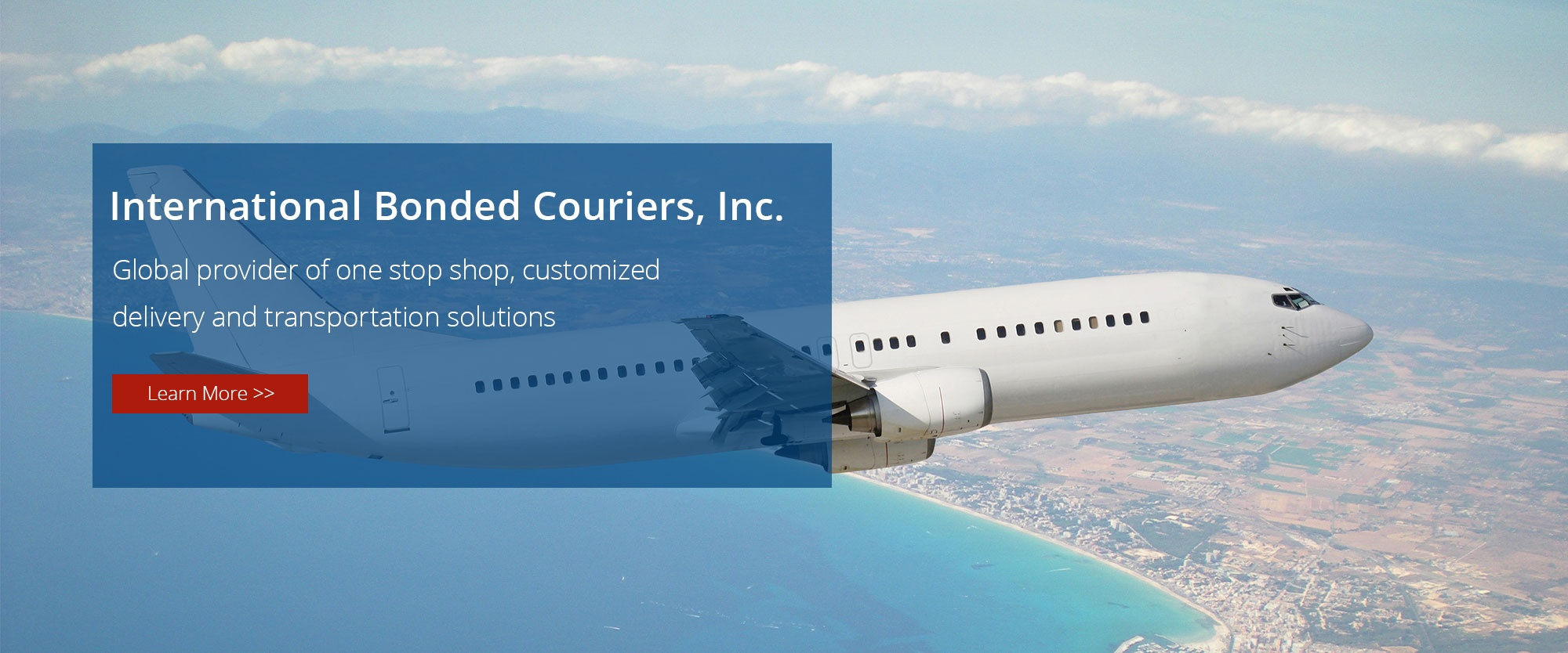 International Bonded Couriers, Inc. IBC